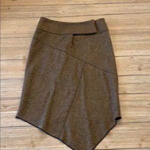 Bebe tweed skirt